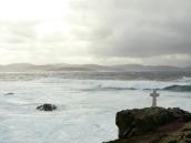 Vista desde el Faro de Corme